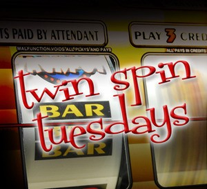 Twin Spin Tuesday Sponsorship